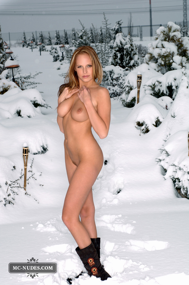 Idea opinion Naked girls snow bunnies are