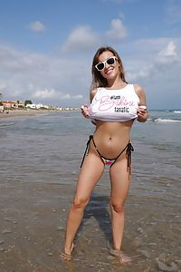 Wet Micro Bikini