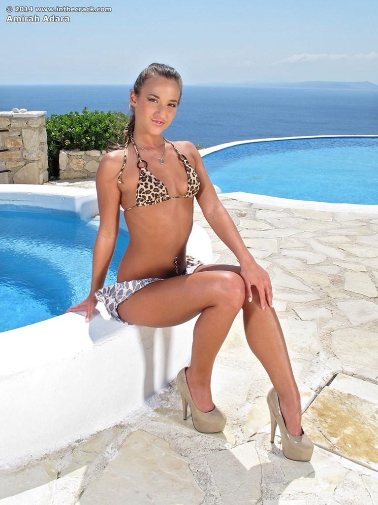 amirah adara bikini
