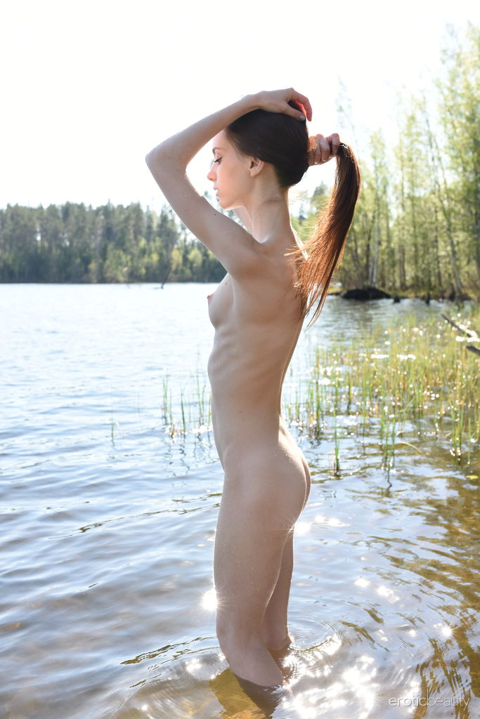 Apologise, First visit to nude swimming hole excellent, agree