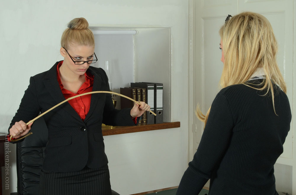Punished By My Lesbian Headmistress