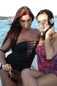 On A Yacht