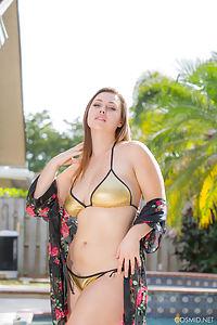 Lillias In Her Bikini