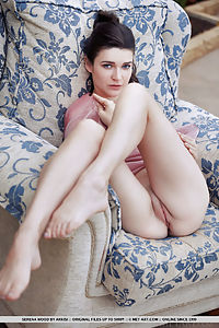 Opinion Serena wood nude everything, and