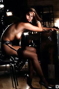 Lee  nackt Diana Jamie Lee