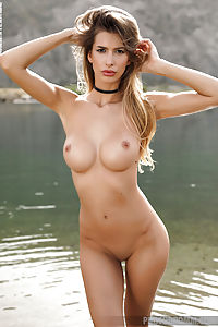 Nude claudia Playmate and